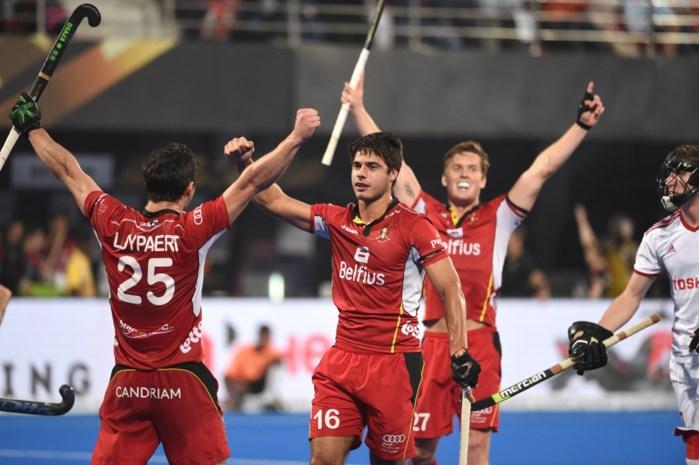 """Red Lions vernederen Engeland en staan in historische finale op WK hockey: """"Dit hadden we niet verwacht"""""""