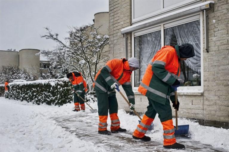 Dit weekend sneeuwval verwacht in Antwerpen: dit moet je weten (en zelf doen)