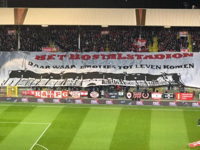 Antwerp verslikt zich op eigen Bosuil in moedig Waasland-Beveren