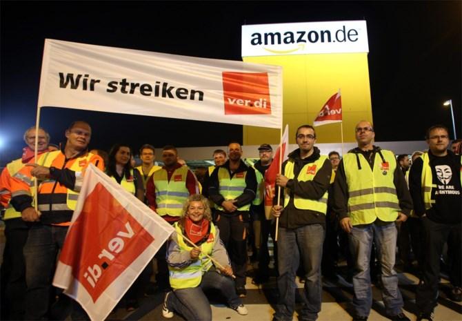 Staking bij Amazon in Duitsland: vrees voor kerstcadeaus