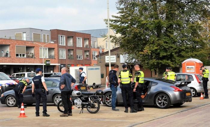Politie houdt controleactie aan Belgisch-Nederlandse grens