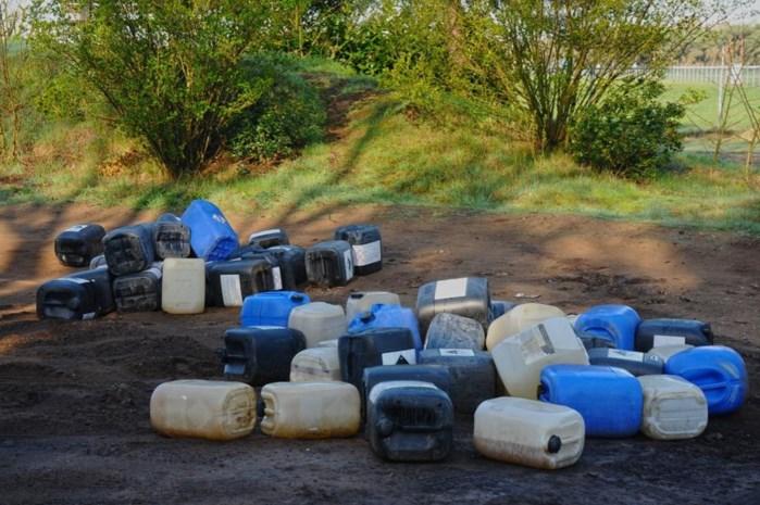 Groot drugslabo opgerold bij aardbeienkweker in Beveren