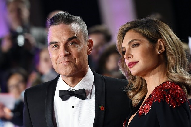 'Jojo' Robbie Williams is het nieuwe gezicht van Weight Watchers