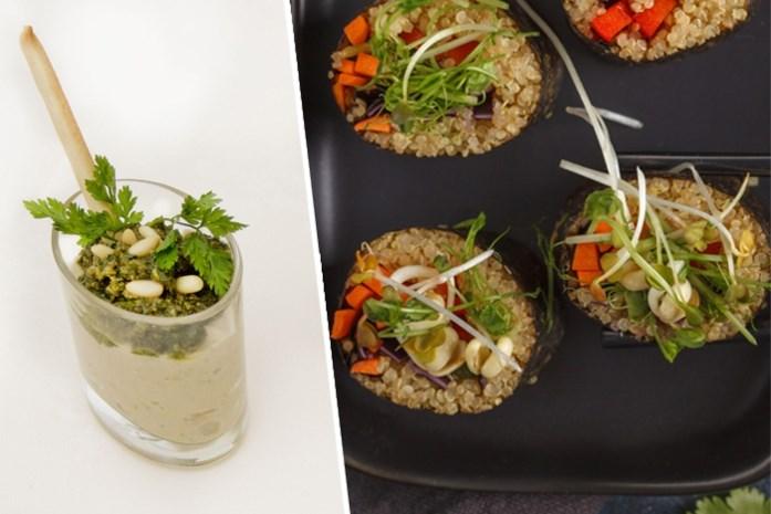 Vijf vegan recepten voor diervriendelijke feestdagen