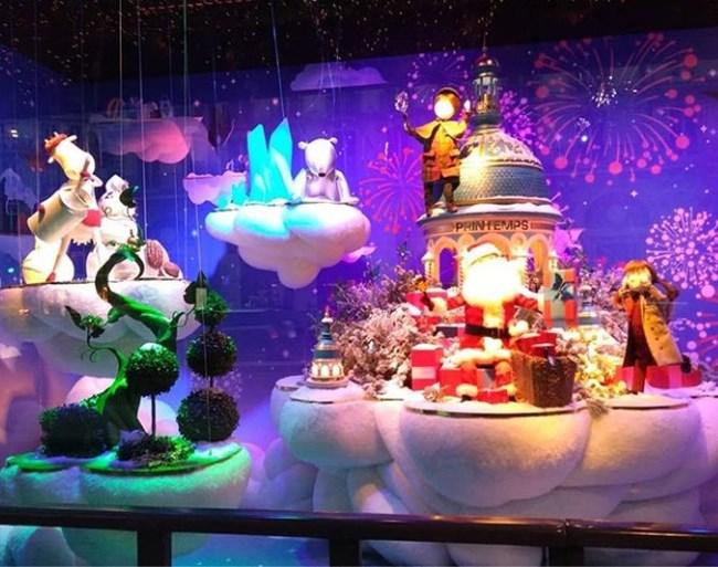 Kerstetalages kijken: dit zijn de mooiste ter wereld