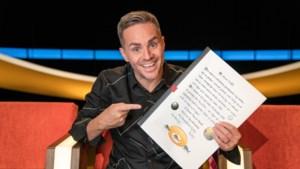 Fanatieke Peter Van de Veire  is zestiende 'Slimste Mens ter Wereld', met dank aan de Artis-punten van mama