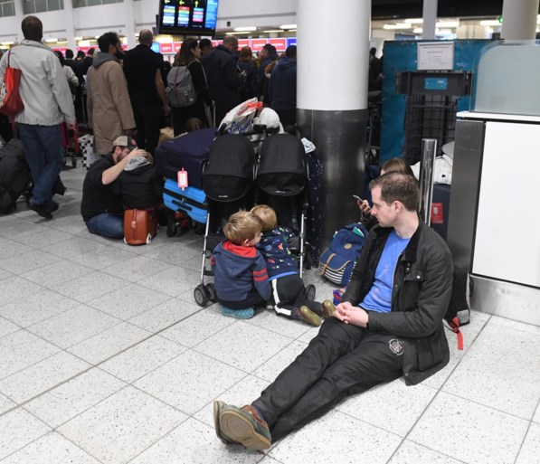 Luchthaven van Gatwick opnieuw beschikbaar voor beperkt aantal vluchten