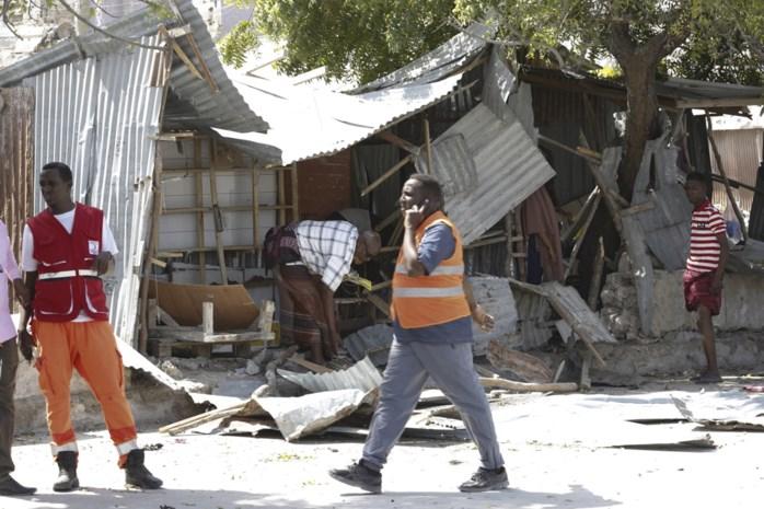 Vijftien doden bij dubbele bomaanslagen in Somalië