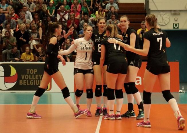 Yellow Tigers stomen zich klaar voor twee laatste kwalificatieduels EK volley
