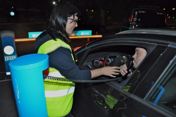 """Responsible Young Drivers brengen minder feestvierders naar huis: """"Een goed teken"""""""
