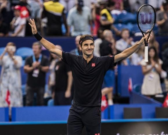 Federer is te sterk voor Tiafoe op Hopman Cup, maar Serena Wiliams hangt bordjes gelijk