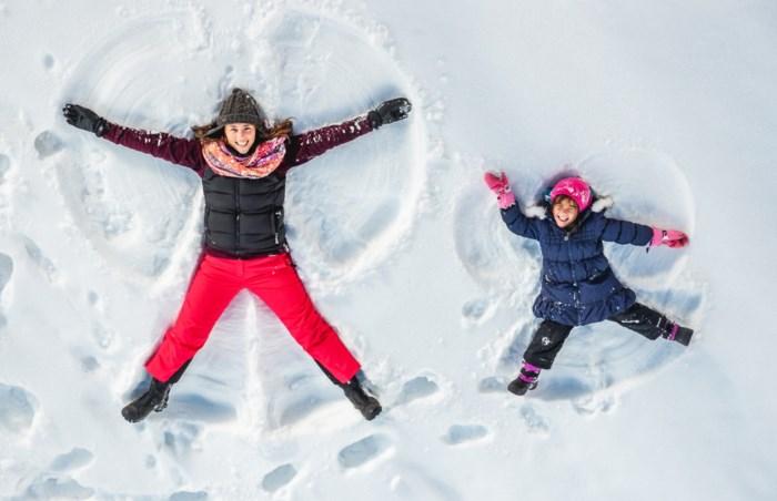 Daar is de eerste sneeuw van 2019: tapijtje in Ardennen