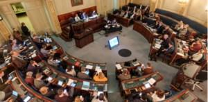 Nieuwe gemeenteraad van de Bourgondische coalitie: iets minder vrouwelijk, maar nog nooit zo divers