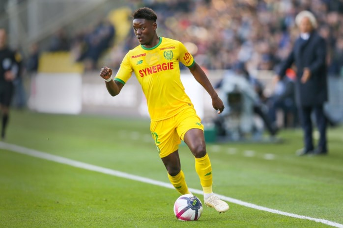Limbombe (ex-Club Brugge) scoort voor het eerst voor Nantes