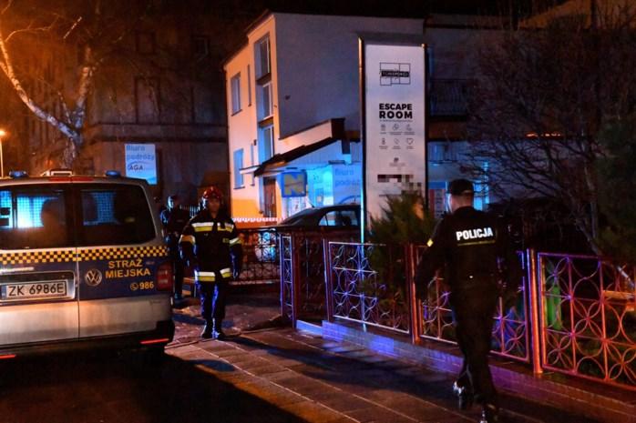 Verjaardagsfeestje loopt fataal af: vijf tienermeisjes komen om bij brand in een escape room