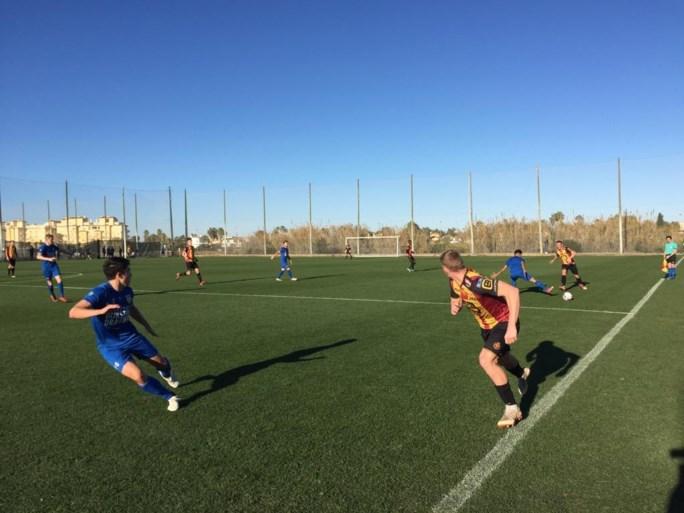 KV Mechelen vloert Nederlandse tweedeklasser met 2-0