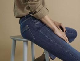 Dit jeansmodel hangt in 2019 in de kleerkast van alle vrouwen
