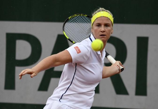 Ysaline Bonaventure naar tweede kwalificatieronde Australian Open