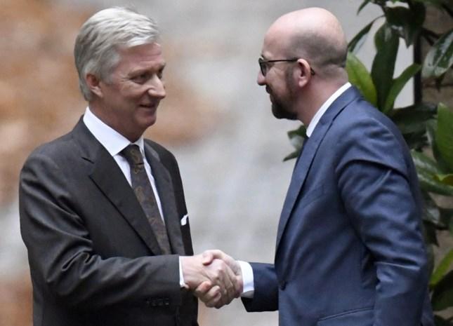 Regering in lopende zaken? Geen 3 maar 6 miljoen euro voor koning Filip