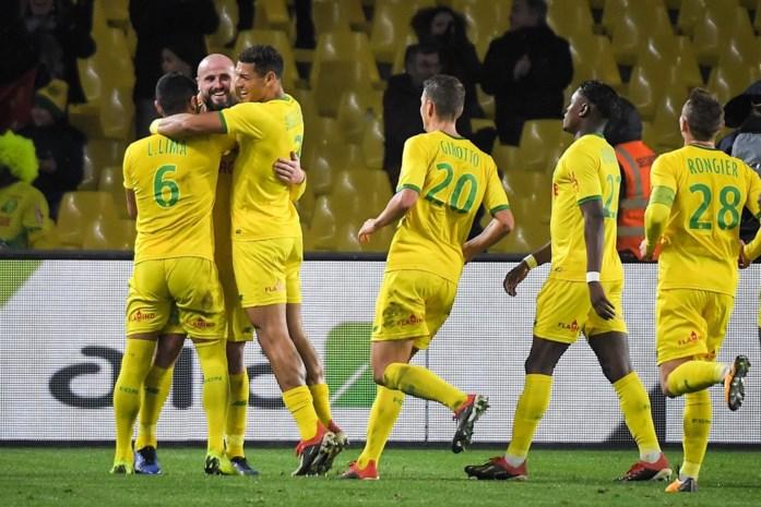 Nantes en invaller Limbombe zegevieren tegen Montpellier in inhaalmatch