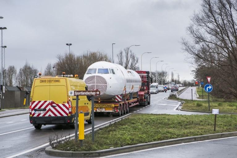 Laatste Fokker verlaat Deurne