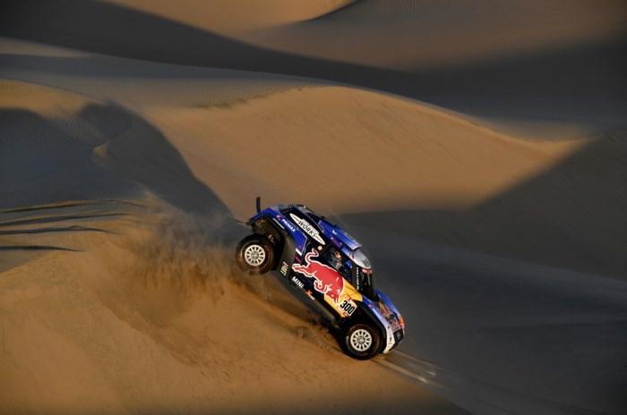 Sébastien Loeb wint tweede rit, Zuid-Afrikaan neemt de leiding in Dakar 2019