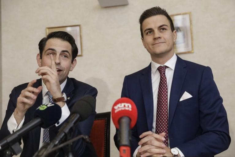 Dries Van Langenhove trekt Kamerlijst Vlaams Belang en neemt het op tegen Theo Francken in Vlaams-Brabant