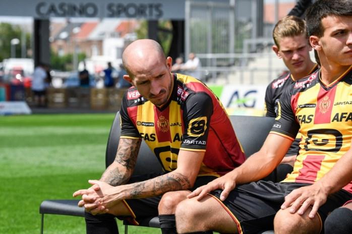 Franck Berrier stopt met profvoetbal door hartproblemen maar blijft bij KV Mechelen