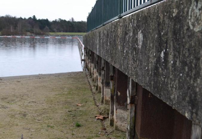 Waterpeil De Ster door topzomer halve meter lager dan normaal
