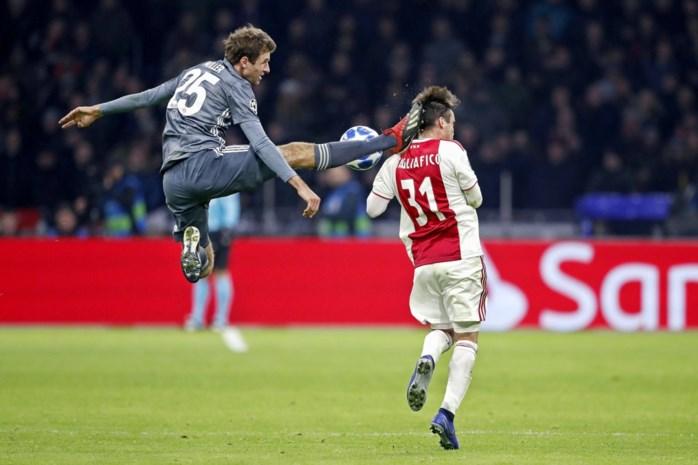 Müller mist Champions League-duels met Liverpool na karatetrap