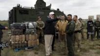 """Trump brengt bezoek aan grens met Mexico: """"Er is duidelijk een crisis"""""""