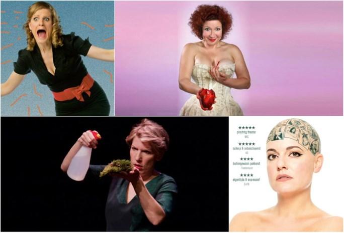 Deze vier vrouwen verleiden de Antwerpse Arenberg