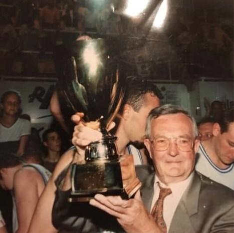 Ex-voorzitter Telenet Giants Antwerp overleden