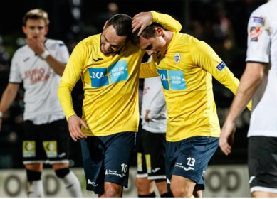 """Beerschot Wilrijk heeft sterke doelman Vanhamel nodig voor zege: """"Mijn belangrijkste save dit seizoen"""""""
