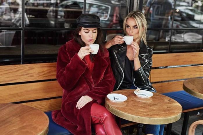 Zo draag je een faux-fur jas op een stijlvolle manier