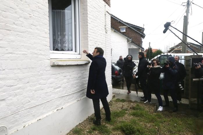 Na furie gele hesjes: Franse president Macron reist twee maanden door eigen land om naar burgers te luisteren