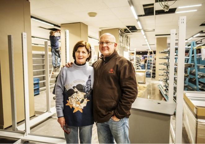 Uitbaters buurtsupermarkt op Turnhoutsebaan focussen met vernieuwde winkel op bio, vers en lokaal