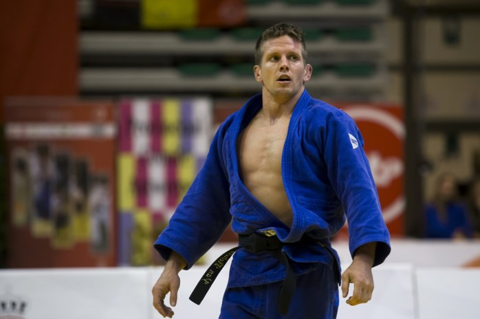 Dirk Van Tichelt scheurt kruisband: EK en WK judo in gevaar