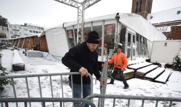 Ingestorte tent op Wintersalon heeft zware gevolgen: doek valt voor organisator Markt Events