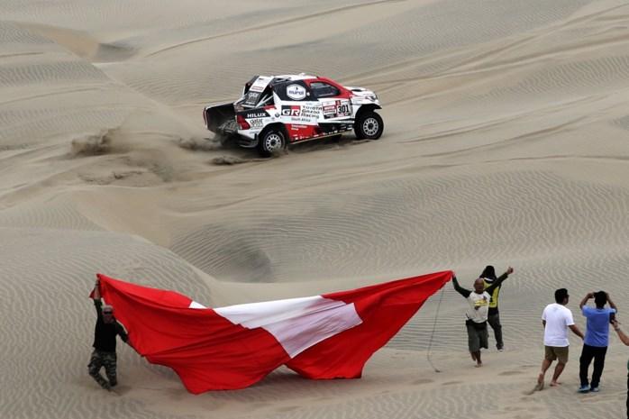 Leider Nasser Al-Attiyah wint voorlaatste etappe Dakar 2019