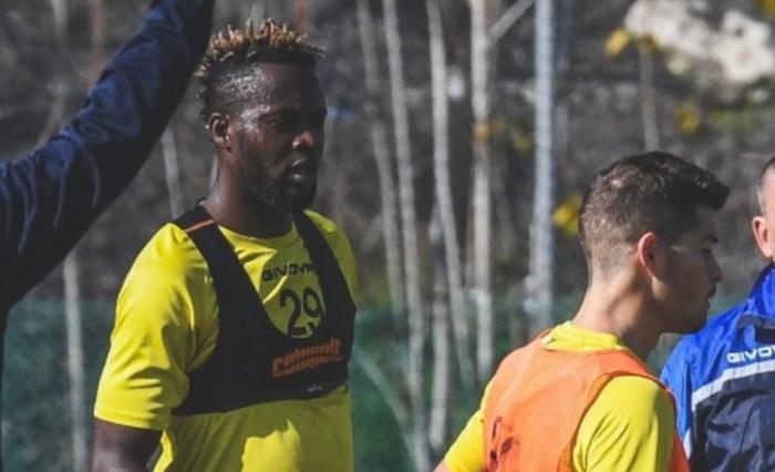 Nieuwe speler op proef bij Antwerp