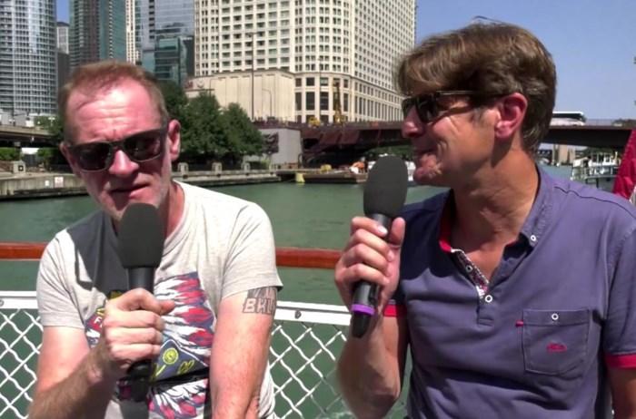 VRT-correspondent Björn Soenens neemt zijn eerste single op na ontmoeting in VS met Günther Neefs