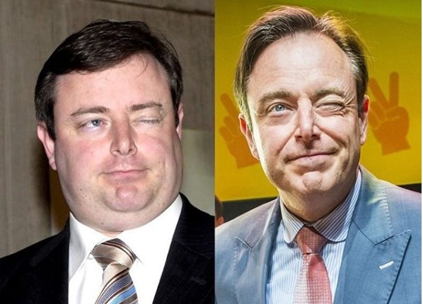 """De #10yearchallenge van Bart De Wever: """"Nog geen haar veranderd"""""""