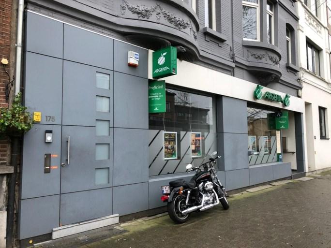 Directeur Argenta-bank overvallen aan filiaal in Berchem