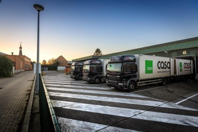 Casa organiseert meubelstockverkoop in leegstaande magazijnen van distributiecentrum