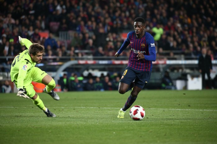 Spaanse bond wuift klacht van Levante tegen Barcelona weg