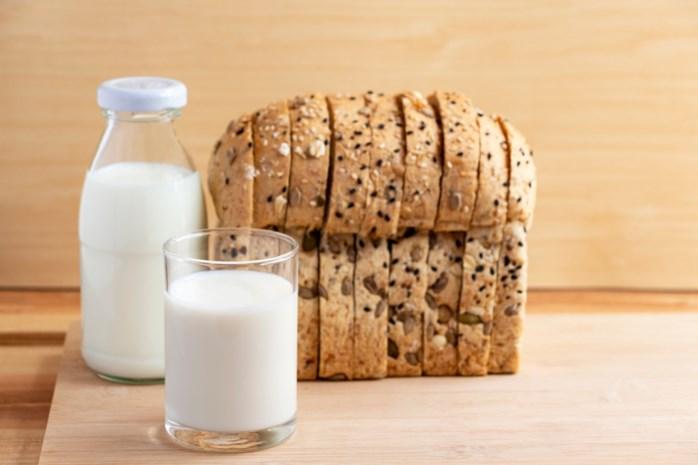 We krijgen te weinig vitamines binnen maar melk en brood kunnen oplossing bieden