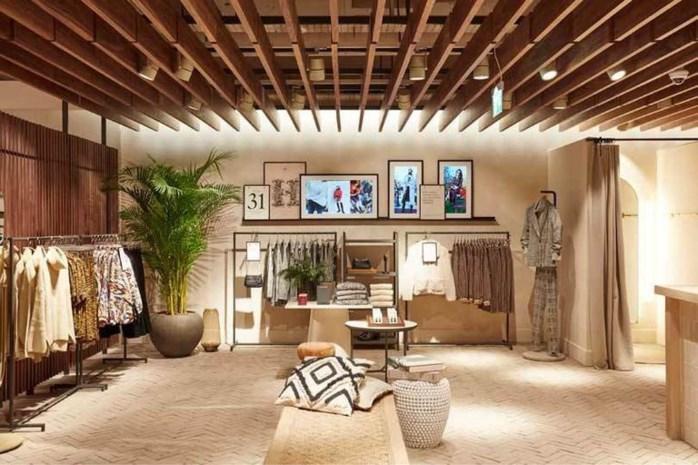 H&M lanceert nieuw winkelconcept