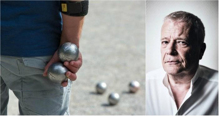"""De blik van Bistiaux: """"Er wordt gedopeerd dus petanque zal wel een sport zijn"""""""