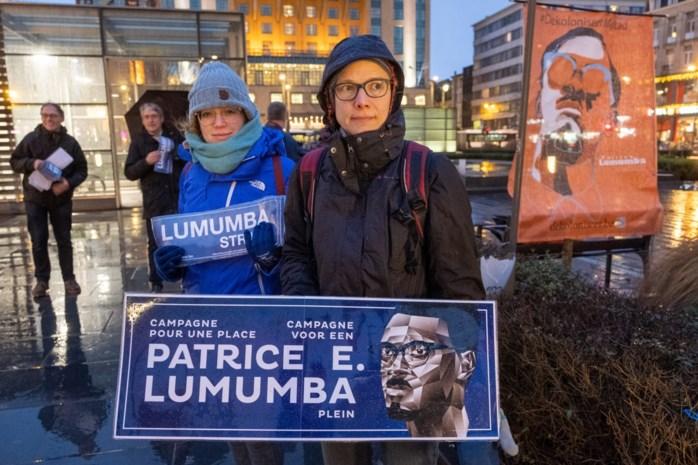 """""""We dringen aan op een Lumumbastraat"""""""